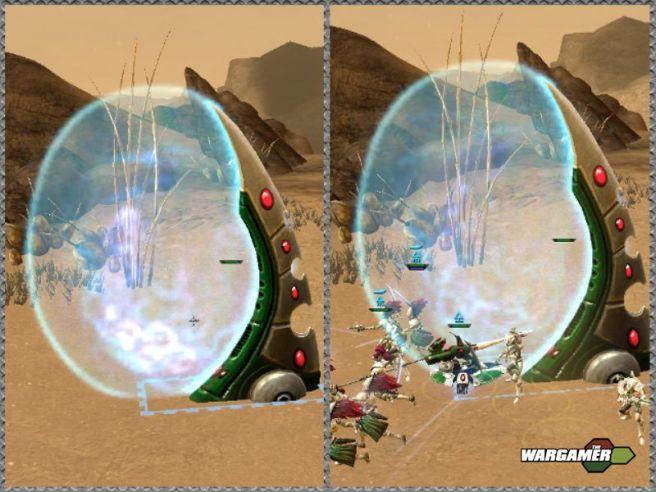 Eldar Portal Wargamer