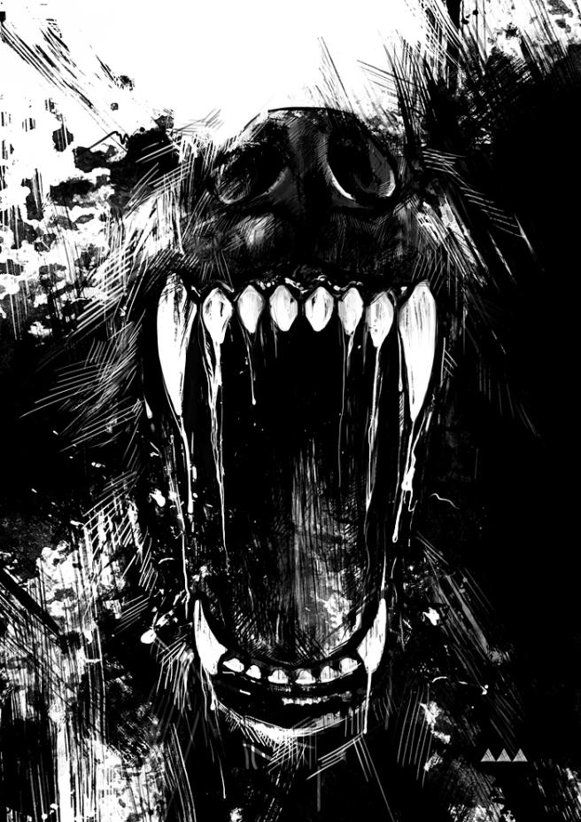 wolf_teeth_by_vilebedeva-d5g2dsz